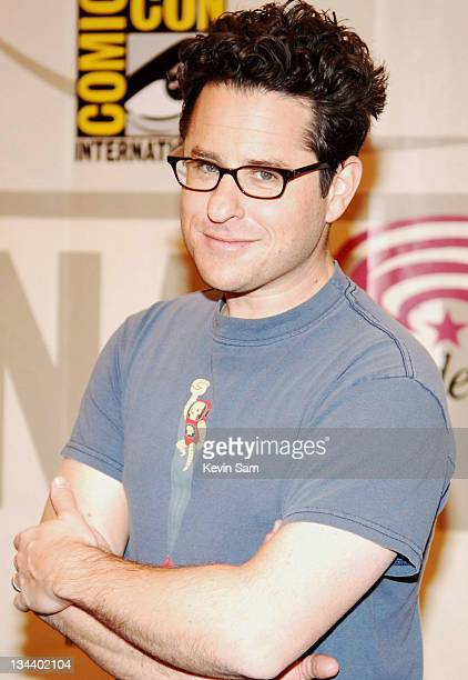JJ Abrams during 2006 Wonder Con Day Two at Moscone Center West in San Francisco California United States