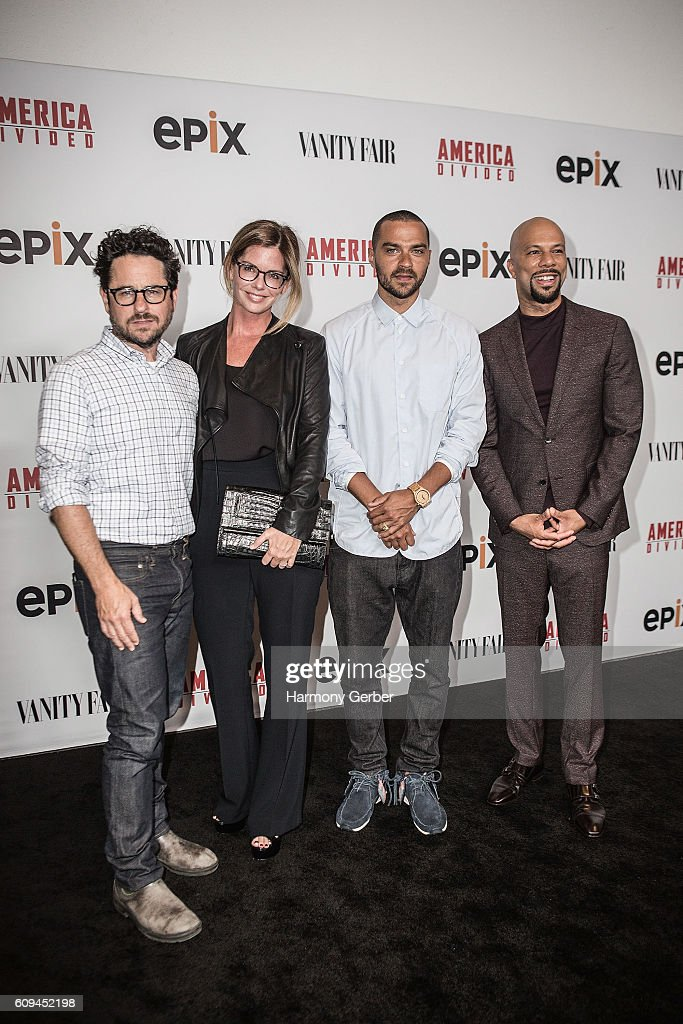"""Premiere Of Epix's """"America Divided"""" - Arrivals"""