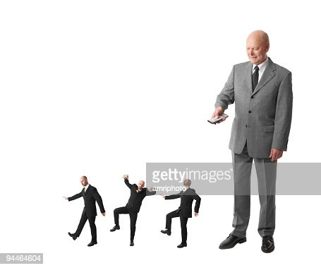 absolutism - boss controlling his workers
