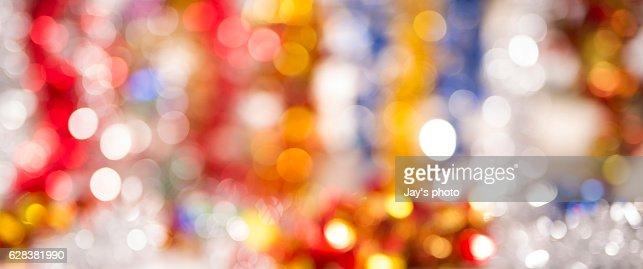Abstact christmas decoration : ストックフォト