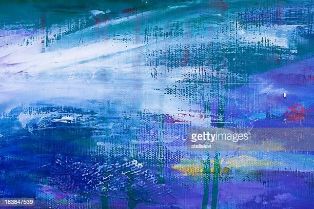 Abstrakt Acryl Hintergrund