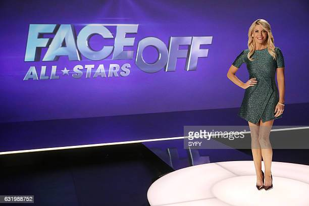 OFF 'Abstract Aliens' Episode 1101 Pictured McKenzie Westmore