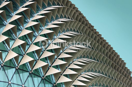 Abstract architectural pattern : Stock Photo