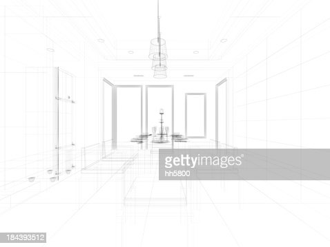 abstract architecture  Kitchen 7