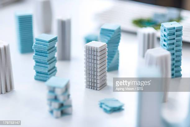 abstract architecture model