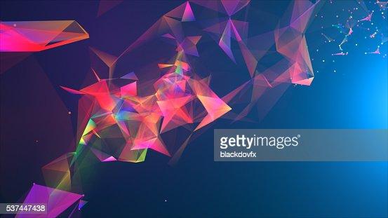 Abstrakter Hintergrund  : Stock-Foto