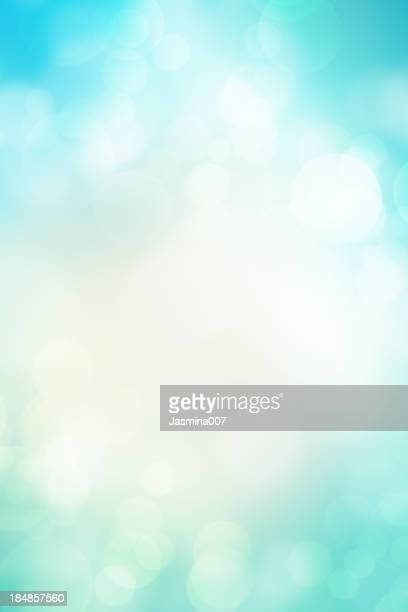 Abstract background with defocused lights