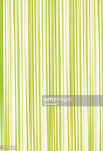 Abstract background with vertical green toned lines