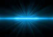 Abstract backgrounds blue lights