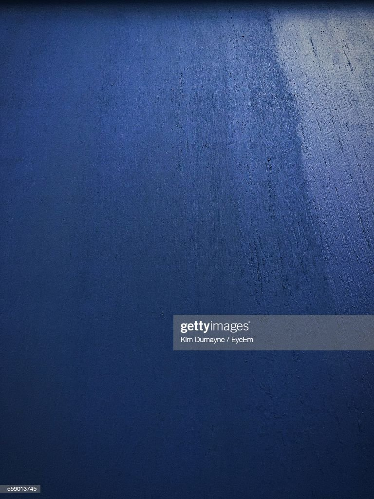Abstract Blue Textured Background : Stock Photo