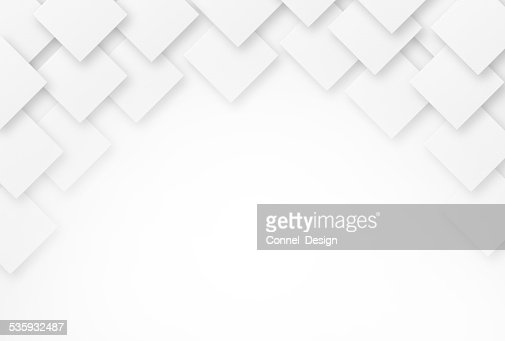 Abstract boxes fading, copy space : Stock Photo