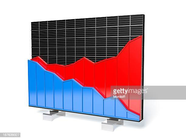 Abstract business graphs on measure grid
