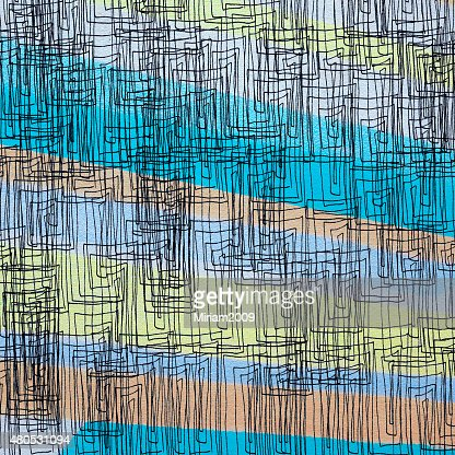 abstract design - lines on colored background : Stock Photo