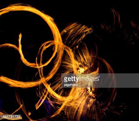Dibujo abstracto embolado : Foto de stock