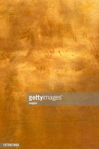 Abstract golden copper or bronze metal background XL