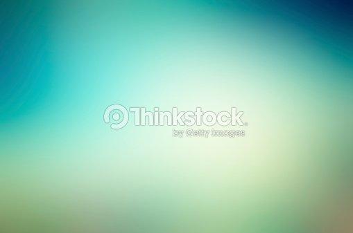Gradiente Di Sfondo Astratto Con Colori Blu E Verde Foto Stock