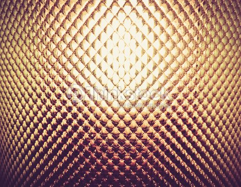 Abstract Grey Texture Of Glass Lamp Cover As Background Stock Photo