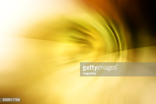 Abstract image golden blur : Stock Photo