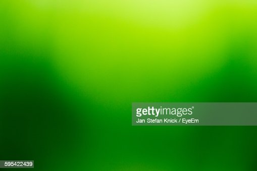 Abstract Image Of Green Background