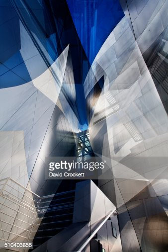 Abstract image of Modern Architecture