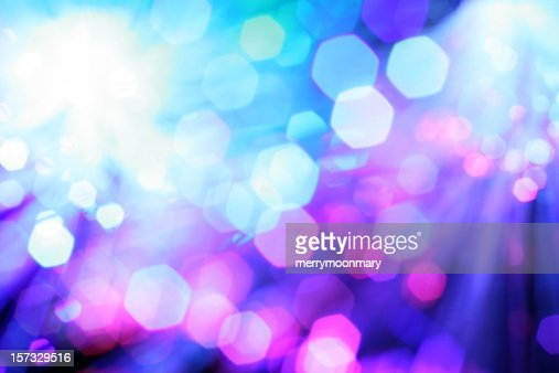 Abstract Light Background Blue
