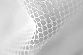Abstract mesh pattern
