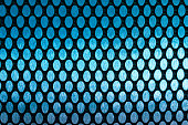 abstract metal grid background and texture with filter effect