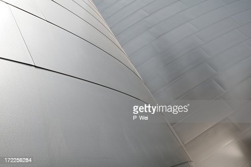 Abstract Metal Walls