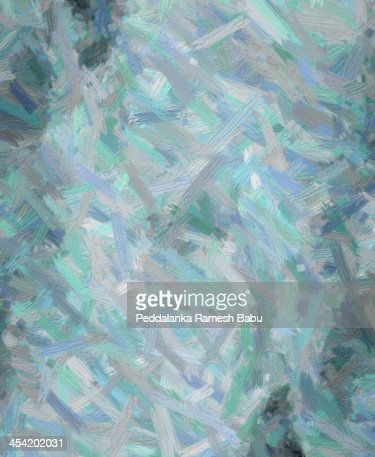 Abstract oil nature painting : Stock Photo