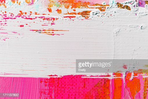 Abstract painted  purple and white art backgrounds.