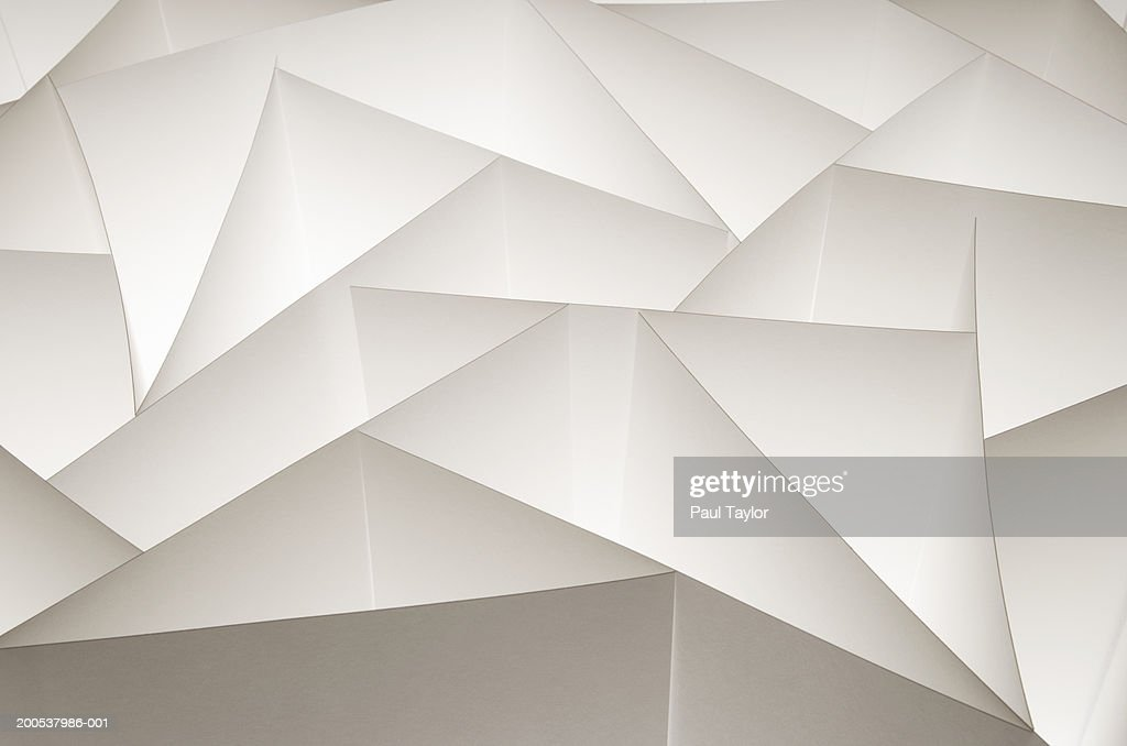 Abstract paper design : Stock Photo