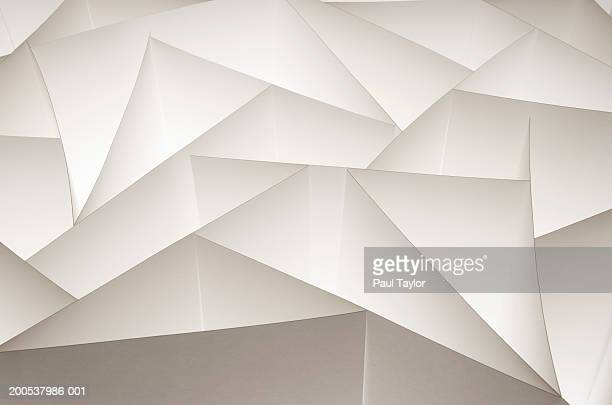Abstract paper design