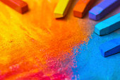 Abstract Paste Paints, Paint, Paintings, Paper, Painted Image