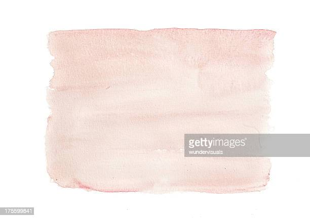 Acuarela de fondo abstracto rosa