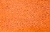 Abstract plastic orange texture background
