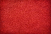 Abstract red background based on felt texture