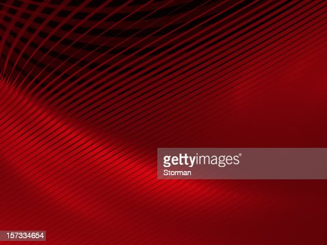 abstract red stripes