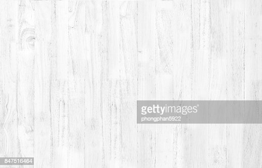 Abstract rustic surface white wood table texture background. Close up of rustic wall made of white wood table planks texture. Rustic white wood table texture background empty template for your design. : Stock Photo