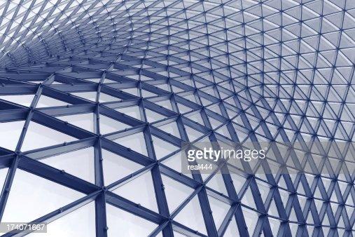 Abstrakt Dreieck-Hintergrund