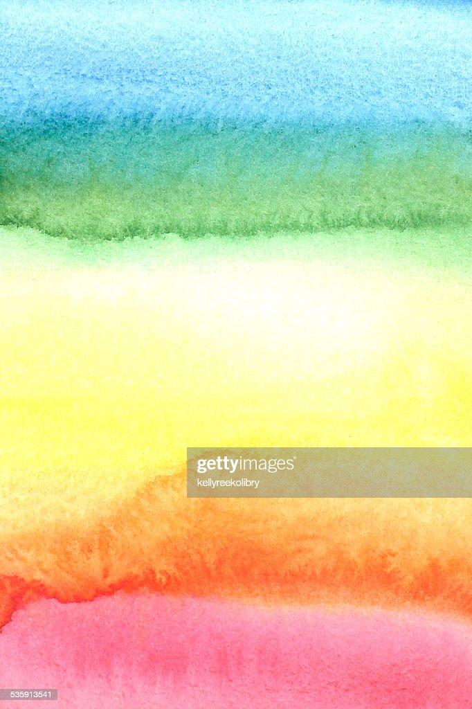 Fundo abstrato Pintura em Aquarela : Foto de stock