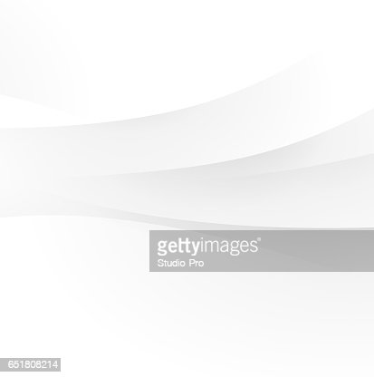 Abstract white wave : Foto de stock