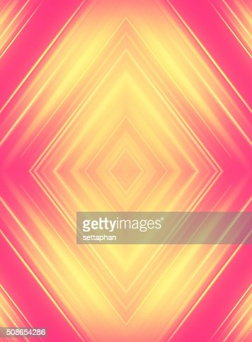Abstract yellow on pink background. - business card : Stock Photo