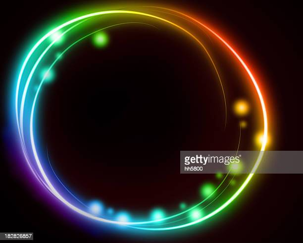 Abstract,Colorful light,Backgrounds,Textured Effect,Variation, Glowing, Multi Colored,
