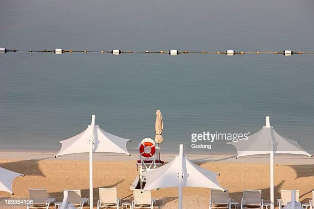 Abu Dhabi beach United Arab Emirates