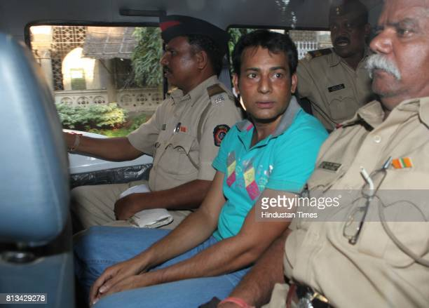 Abu Salem been escorted to Taloja jail from session court on Wednesday