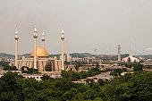 Abuja city of mixed religion