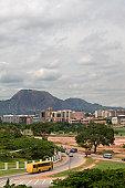 Abuja Cityscape