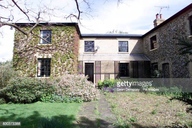 Academic and feminist icon Germaine Greer's isolated country house where she was allegedly attacked and imprisoned by a teenage female student *...