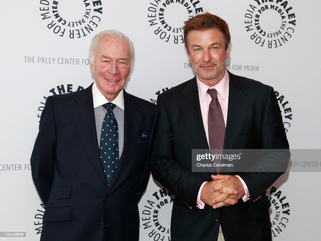 The Paley Center For Media Presents An Evening With Christopher Plummer