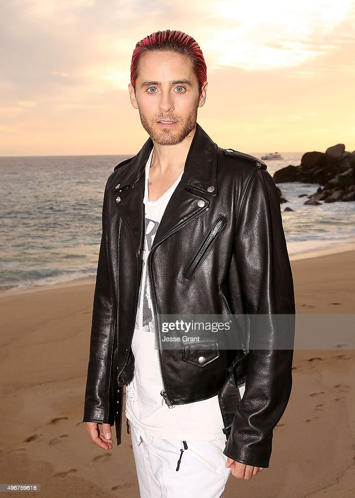 Jared Leto Attends The 4th Annual Los Cabos International Film Festival Opening Night Gala In Cabo San Lucas, Mexico
